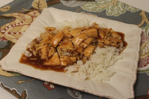 Bourbon Chicken (2)
