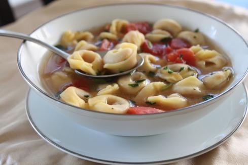 Tortellini Soup (1)
