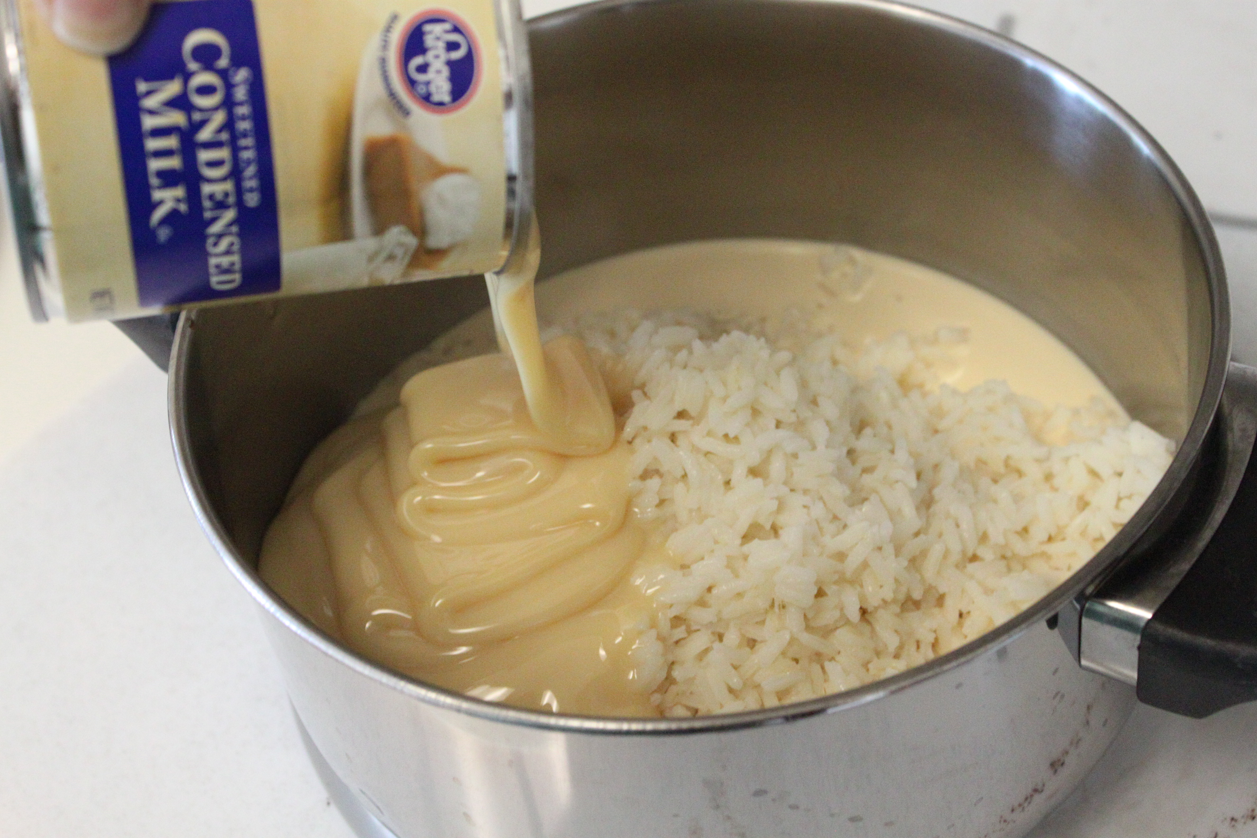 Rice Pudding | My Food Storage Cookbook
