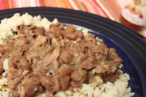 Cajun Red Beans 'n Rice (12)