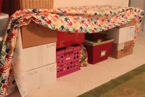 food storage home