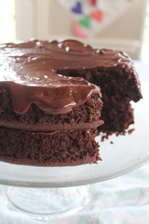 Deluxe Chocolate Cake Mix (16)