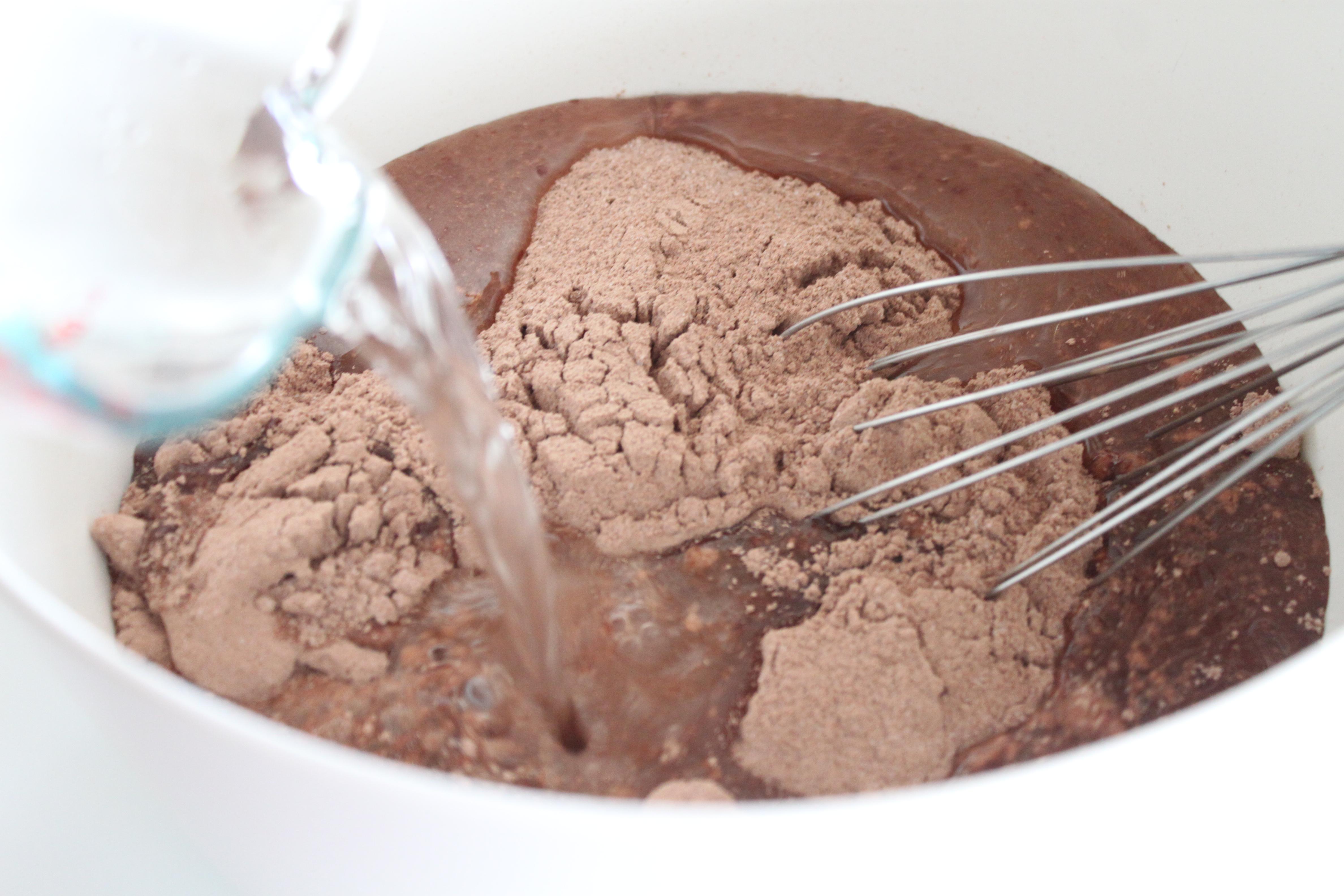 Deluxe Chocolate Cake Mix My Food Storage Cookbook