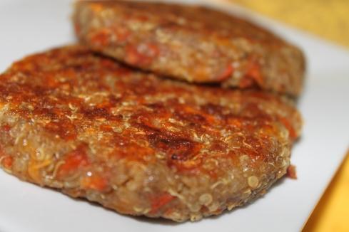 Quinoa Cakes (10)