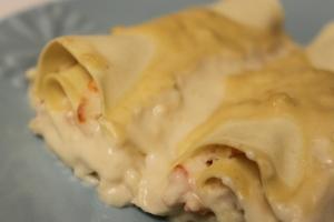 Seafood Lasagna Rolls (13)