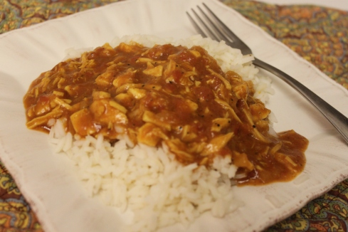 Curried Coconut Chicken (20)
