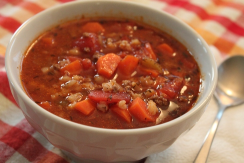 Easy Hamburger Soup (11)