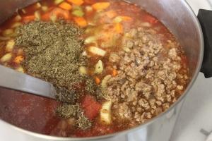Easy Hamburger Soup (5)