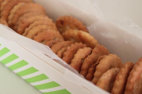 Homemade Ritz Crackers (13)
