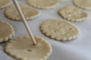 Homemade Ritz Crackers (8)