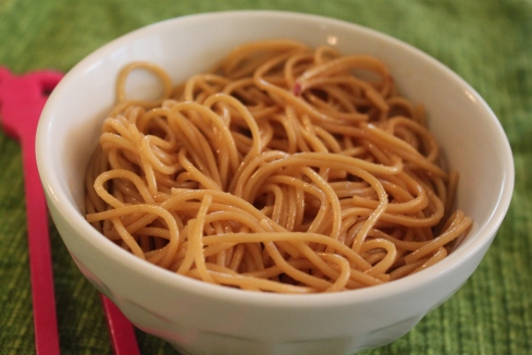 Simple Sesame Noodles (2)