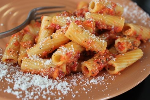 Roasted Red Pepper Pasta (18)