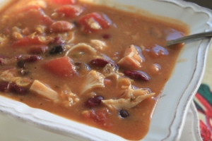 Creamy Taco Soup (1)