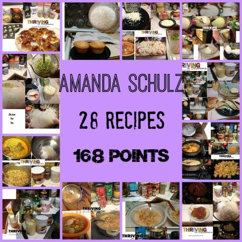 Amanda collage