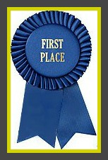 first ribbon