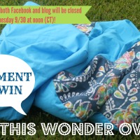 Wonder Oven ONE Day Give Away!